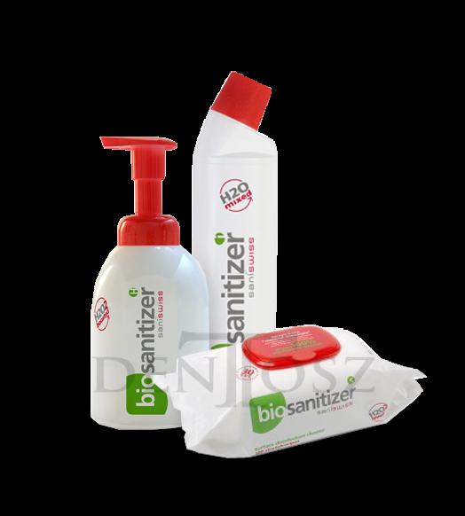 Biosanitizer GO GREEN Pack