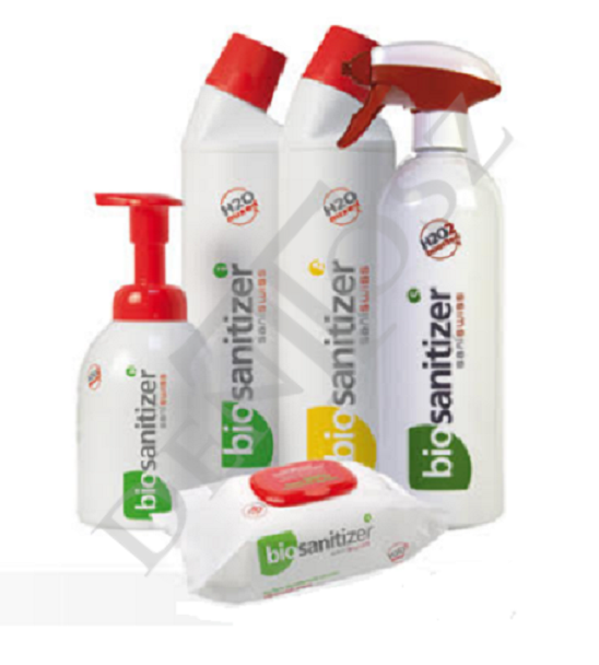 Biosanitizer GO GREEN All In One Pack